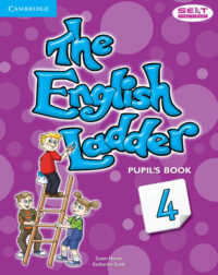 Учебник The English Ladder 4 Pupil's Book