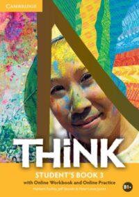 Учебник Think 3 Student's Book with Online Workbook and Online Practice