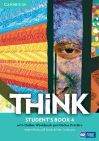 Учебник Think 4 Student's Book with Online Workbook and Online Practice