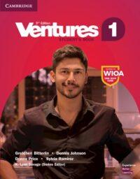 Учебник Ventures 3rd Edition 1 Student's Book