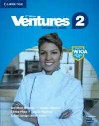 Учебник Ventures 3rd Edition 2 Student's Book