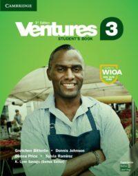 Учебник Ventures 3rd Edition 3 Student's Book