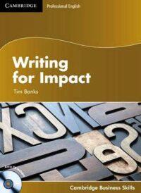 Учебник Writing for Impact Student's Book with Audio CD