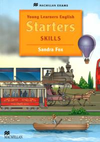 Учебник Young Learners English: Starters Skills Pupil's Book