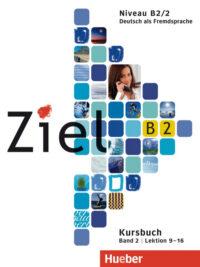 Учебник Ziel B2/2 Kursbuch Lektion 9-16