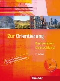 Учебник Zur Orientierung: Basiswissen Deutschland Kursbuch mit Audio-CD