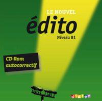 Установочный диск Le Nouvel Édito B1 CD-ROM autocerrectif