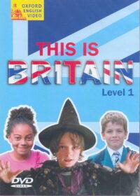 Видео диск This is Britain! 1 DVD